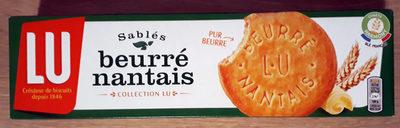 Beurré Nantais - Produit