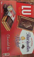 Petit écolier Chocolat fin - Informations nutritionnelles - fr