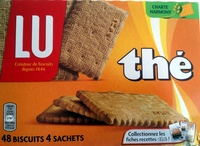 Biscuits Thé - Product - fr