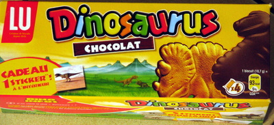 Dinosaurus Chocolat - Produit