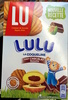 Lulu la Coqueline Goût Chocolat Noisette - Product