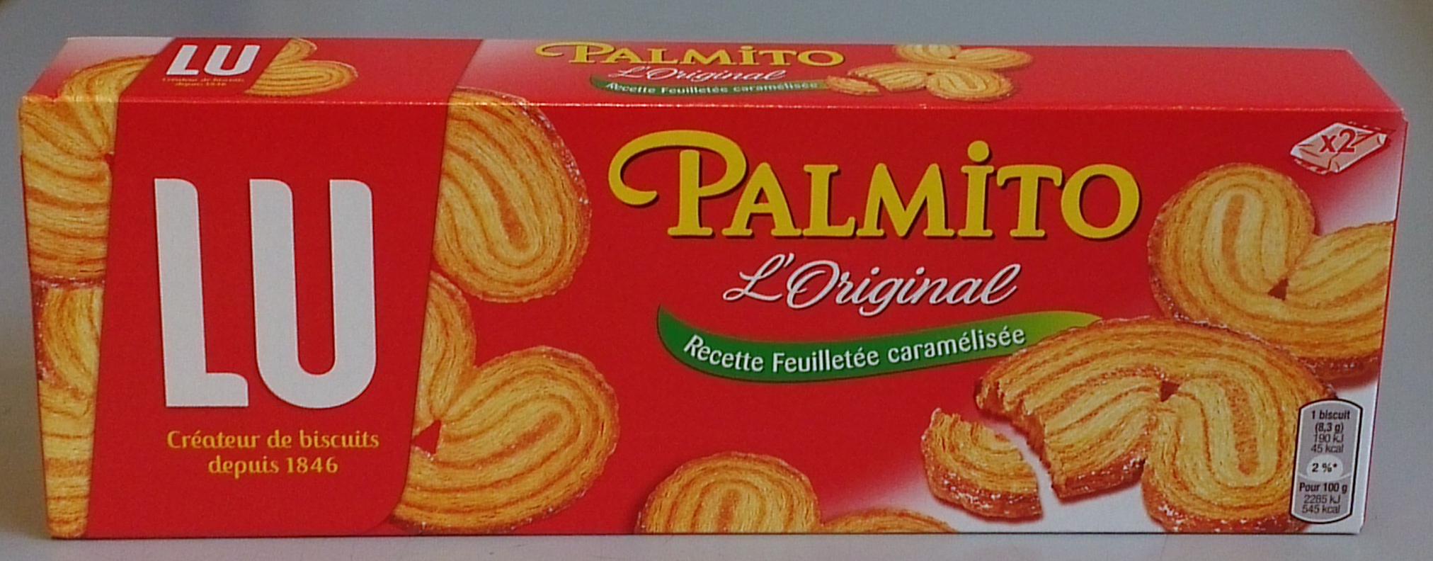 Palmito - Produit
