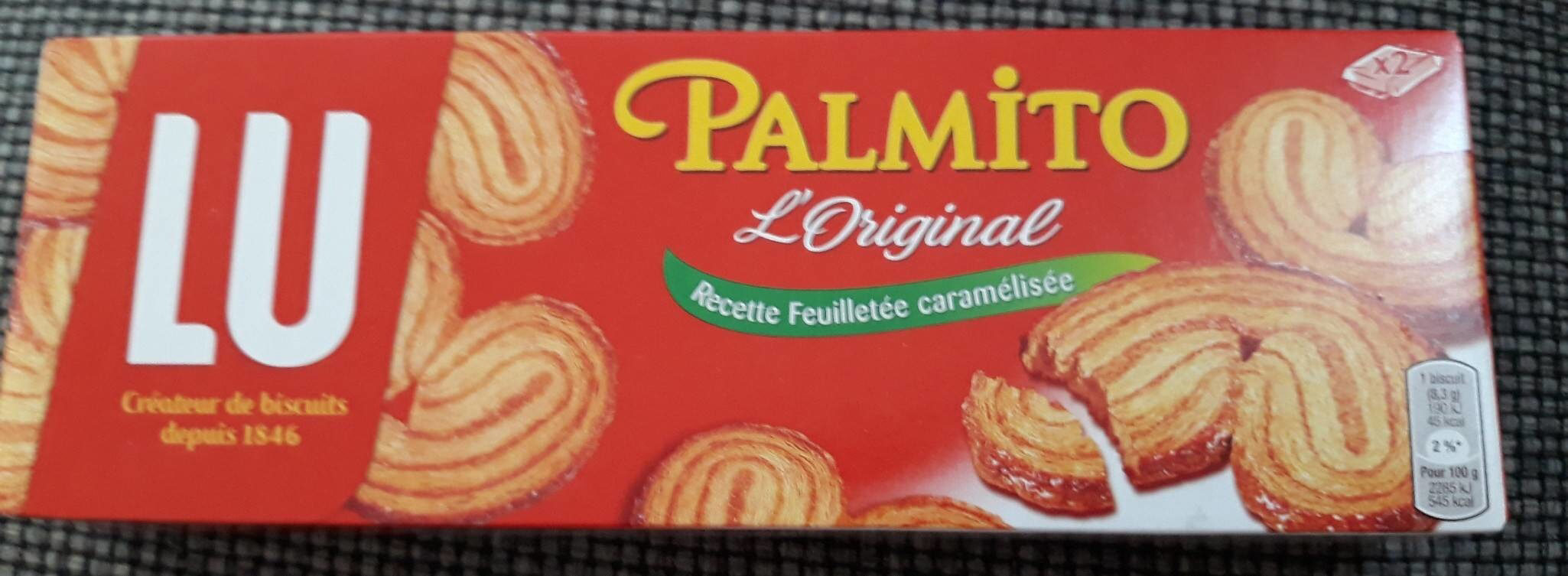 Palmito L'original - Ingredients