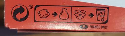 Palmito L'original - Instruction de recyclage et/ou informations d'emballage - fr