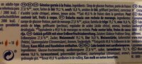 Lulu la barquette (Fraise) - Ingrediënten