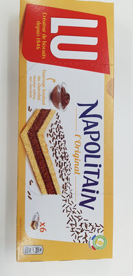Napolitain l'Original - Product - fr