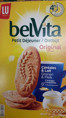 Belvita Petit-Déjeuner Original - Product - fr