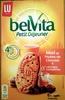 BelVita Miel et Pépites de Chocolat & 5 céréales complètes - Produit