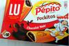 Pépito pockitos chocolat noir - Produit
