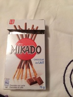 Mikado biscuit sticks milk chocolate - Product