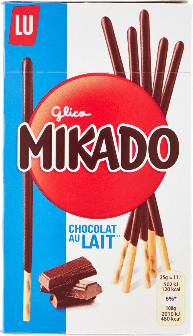Mikado chocolat au lait - Product - en