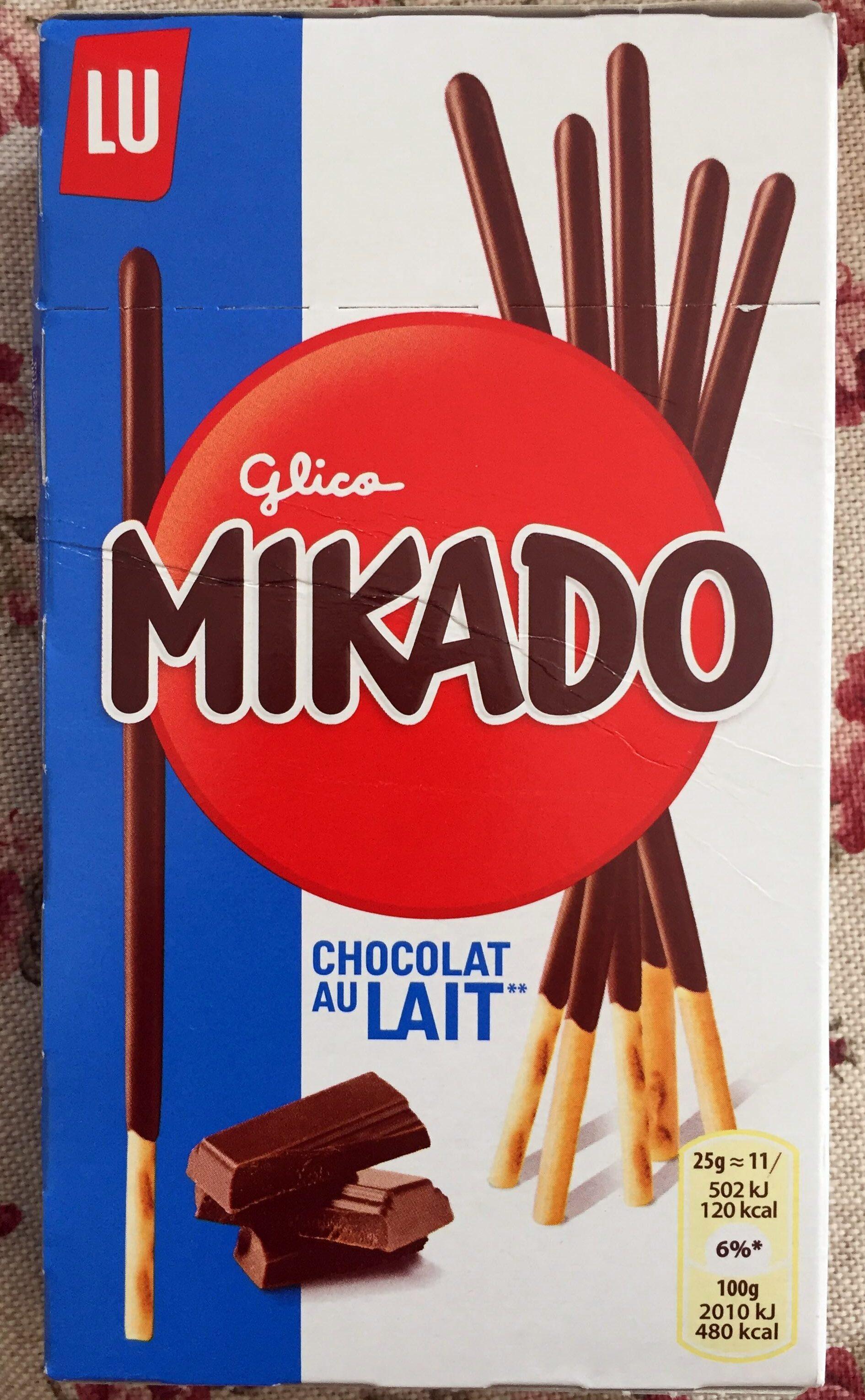 Mikado chocolat au lait - Prodotto - it