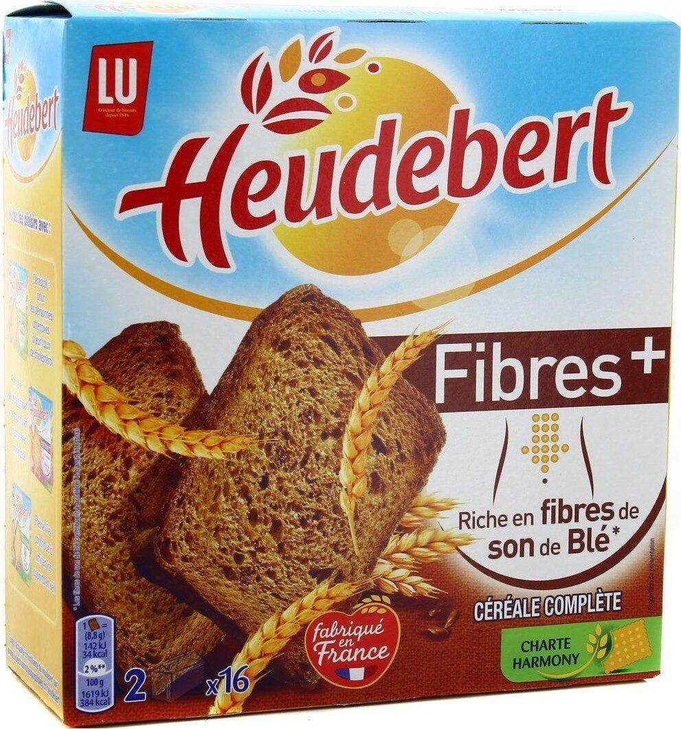 Biscotte Fibres+ - Product - fr