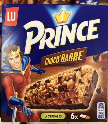 Prince Choco'Barre - Product - fr