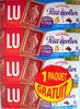 Véritable Petit écolier Chocolat au lait (lot de 4 x 150 g) LU - Product