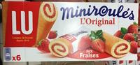 Miniroulés l'Original aux Fraises - Product