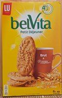 Belvita - Petit Déjeuner - Brut 5 & Céréales Complètes - Product - fr