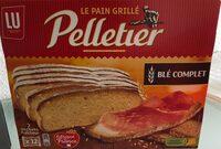 Le pain grillé - Product