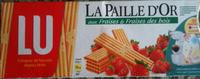 La Paille d'or  Fraises/Fraises des bois - Produit - fr