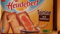 La Tartine Blé Complet - Product - fr