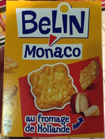 Monaco au fromage de Hollande - Product