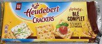 Les Crackers ;Blé complet - Product