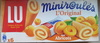 Miniroulés L'original aux Abricots - Produit