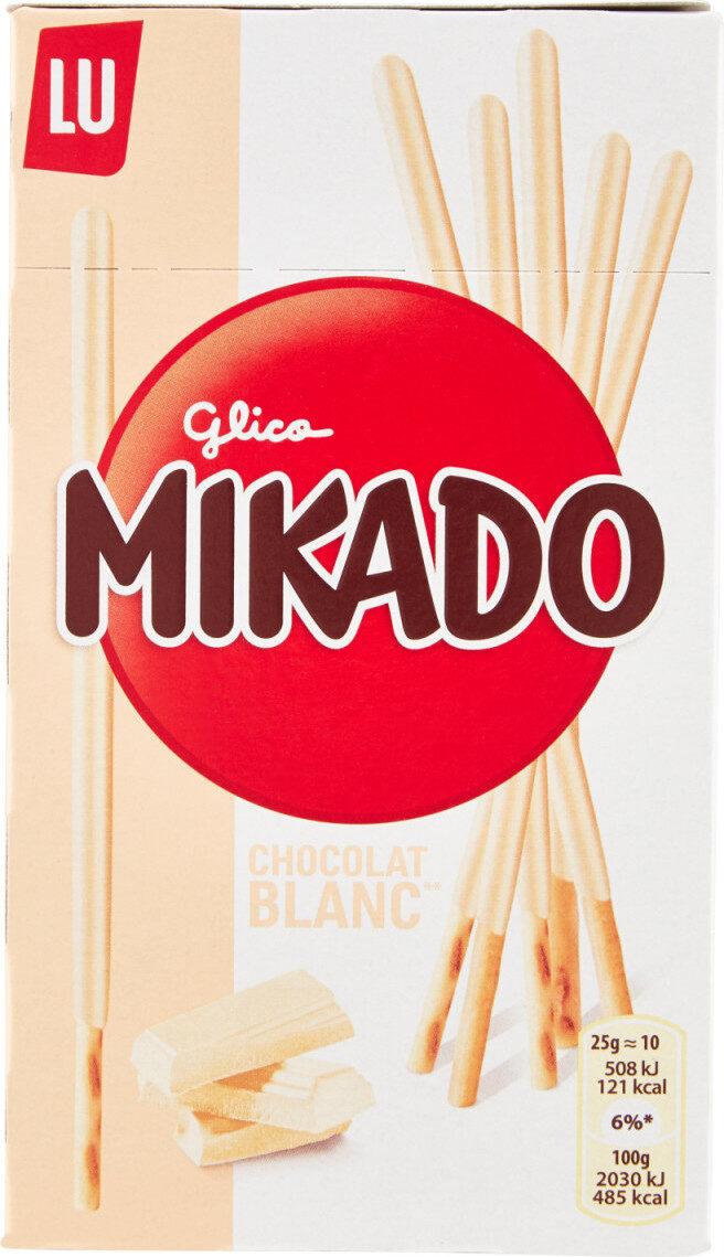 Mikado chocolat blanc - Product - fr