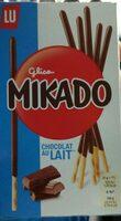 Mikado chocolat au lait - Producto - fr