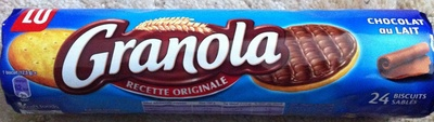 Granola Chocolat au Lait - Product
