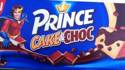 Prince cake&choc - Product
