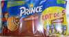 lu prince chocolat - Product