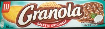 Granola Chocolat au lait Noix de coco - Produit