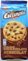 Granola L'original Gros éclats de chocolat - Product - fr
