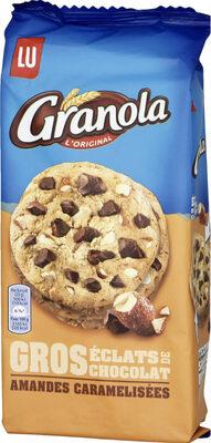 Granola Gros éclats de Chocolat - Produit - fr