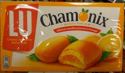 LU Chamonix - Product - fr