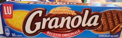 Granola Chocolat au Lait - Produit - fr