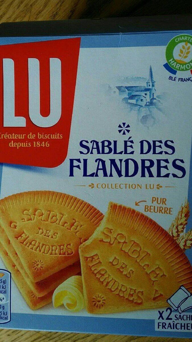 Sablé des Flandres - Product - fr