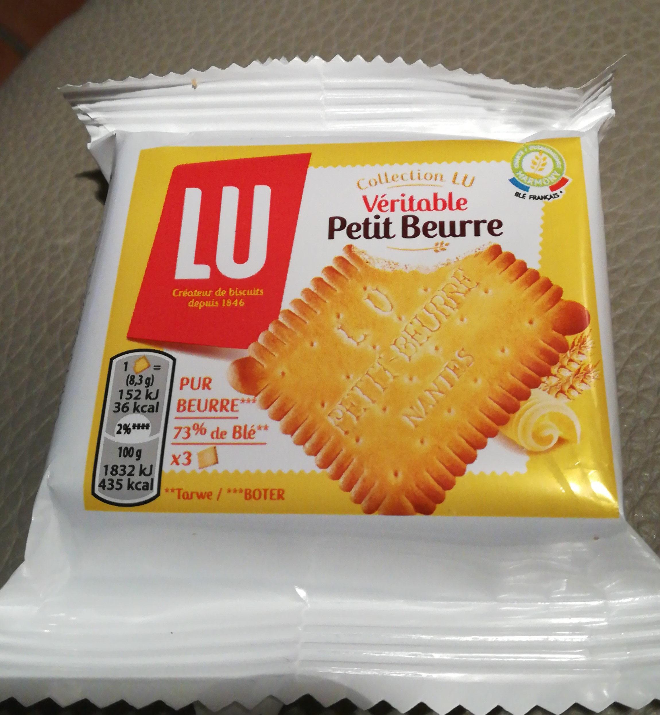 Véritable Petit Beurre - Product - fr