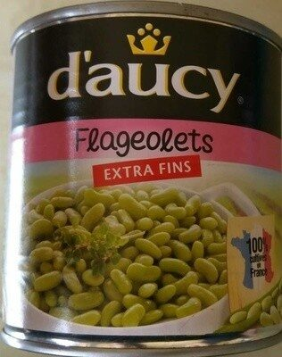 Flageolets Extra Fins - Produit - fr
