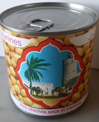 Pois Chiches secs & trempés - Product