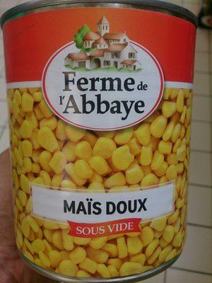 Maïs Doux Sous Vide - Produit - fr