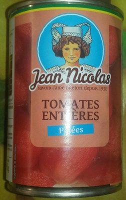Tomates entières pelées - Produit - fr
