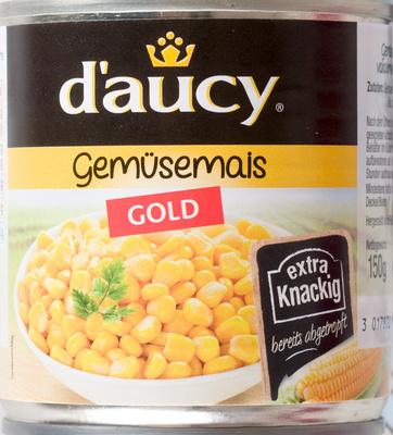 Gemüsemais Gold - Produkt