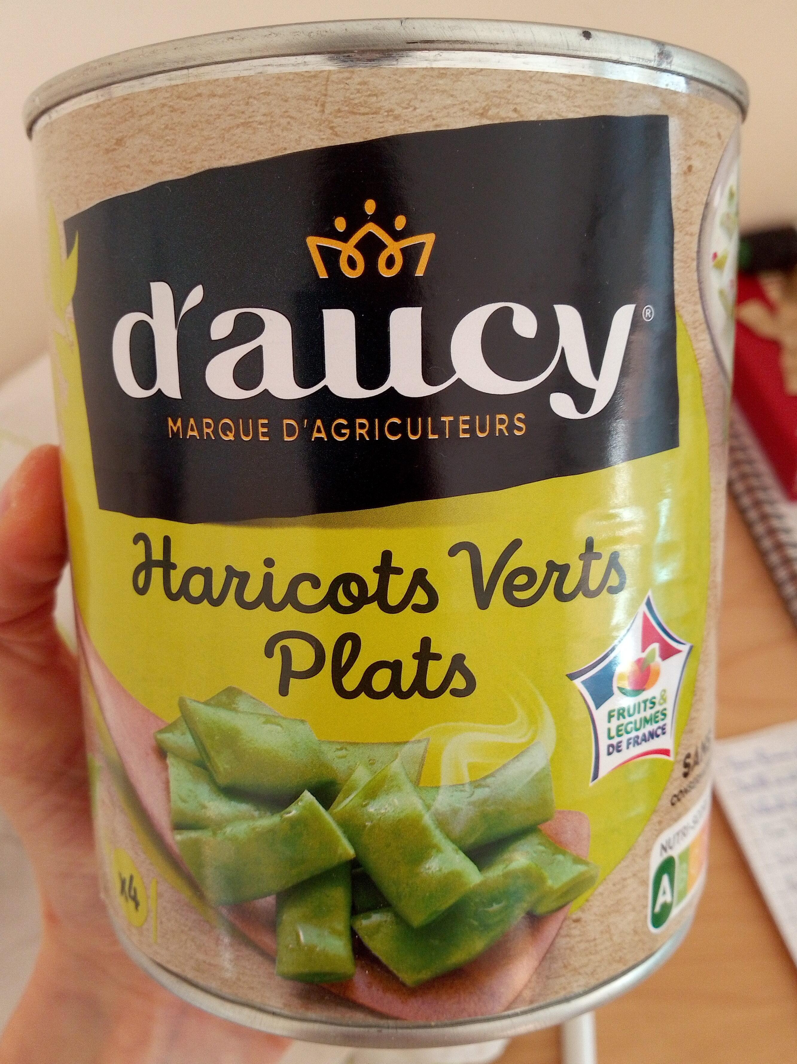 Haricots verts plats - Produit - fr
