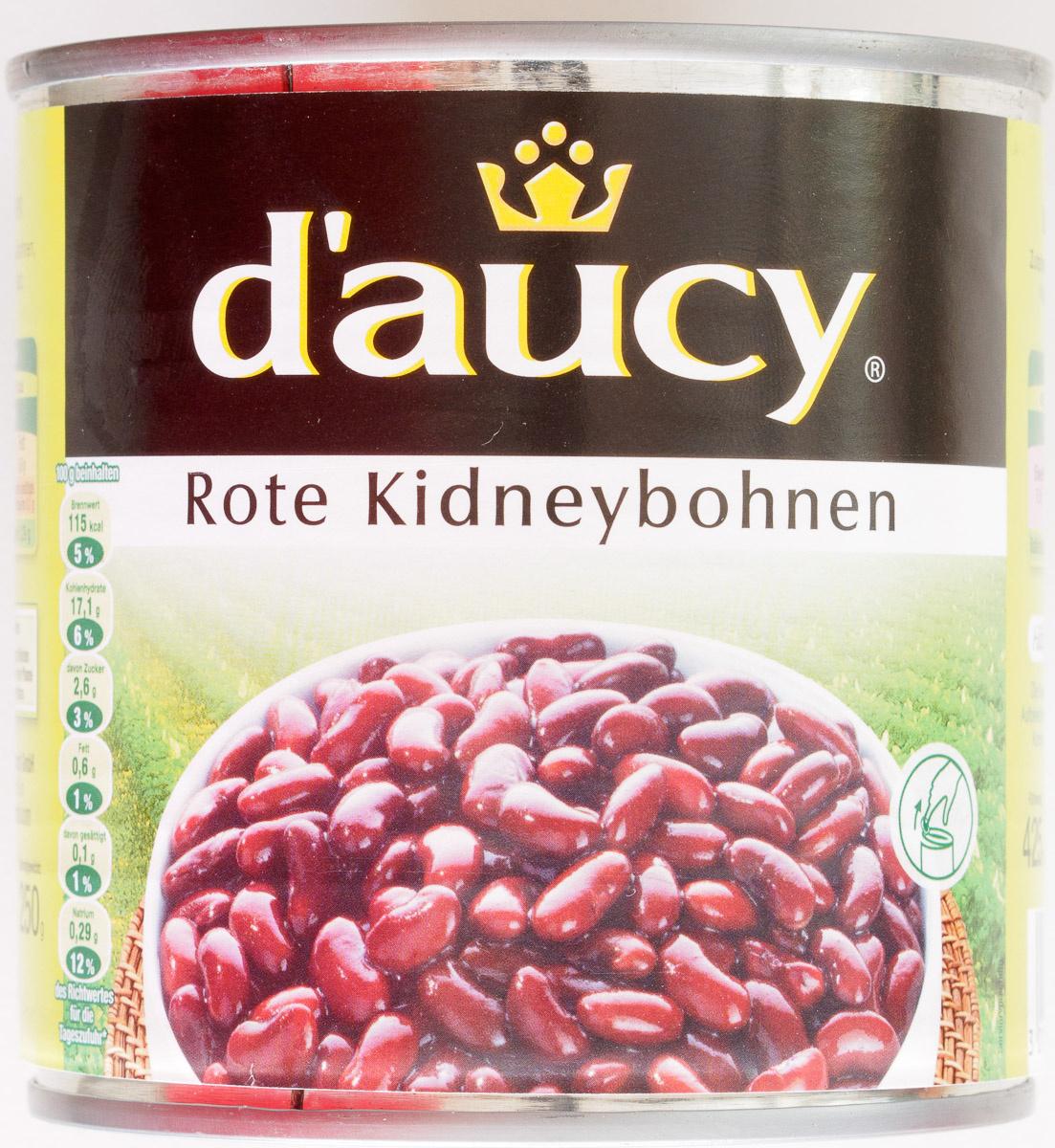 Rote Kidneybohnen - Produkt