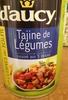 Tajine de légumes cuisiné aux 5 épices - Produit