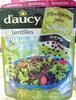 Lentilles, mes légumes pour Salade - Product