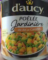 Poêlée jardinière - Produit - fr