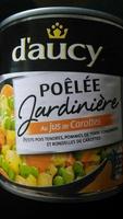 Poêlée Jardinière - Product
